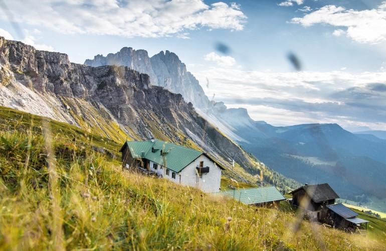 Schlüterhütte (2306 m)