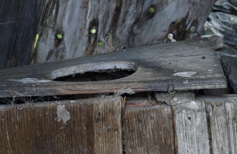 Antico gabinetto vicino al maso Pichler